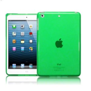 Gel Case for iPad Mini Green