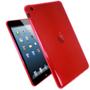 Gel Case for iPad Mini Red