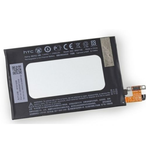 GENUINE HTC BN07100 35H00207-01M 2300mAh BATTERY FOR HTC ONE M7