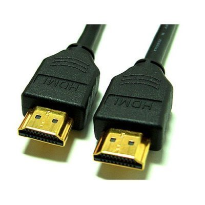 HDMI to HDMI Cable 24K Gold Connectors - Ideal for Sky HD, HDTV, Apple TV, PS3