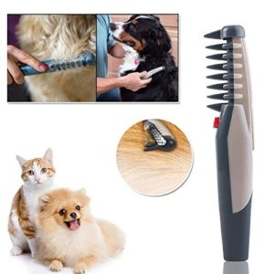 electric grooming comb